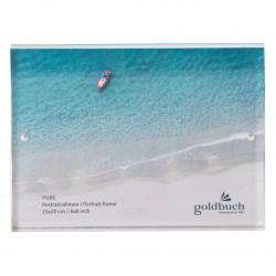 GOLDBUCH GOL-950014 Photoframe PURE acrylic for 15x20cm photo