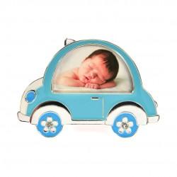 GOLDBUCH GOL-960090 Baby-Photoframe BELICE blue