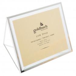 GOLDBUCH GOL-980103 Photoframe LIFE STYLE silver 13x18 cm