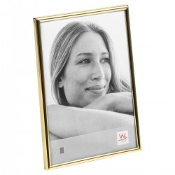 Walther Design Chloe - WD-015G Photo frame - Photo format 10 x 15 cm - Gold