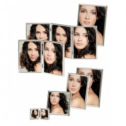 Walther Design Chloe - WD-015-D Photo frame - Photo format 10 x 15 cm - Anthracite
