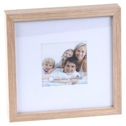 GOLDBUCH GOL-900270 Frame SIENA brown for 20x20 or 10x10 cm