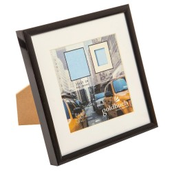 GOLDBUCH GOL-910020 Photoframe PURO black for 15x15 cm photo