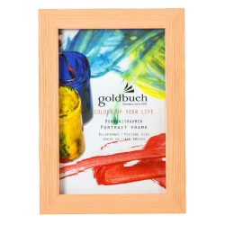 GOLDBUCH GOL-910102 Photoframe COLOR UP yellow for 10x15 cm photo