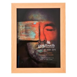 GOLDBUCH GOL-910104 Photoframe COLOR UP yellow for 15x20 cm photo