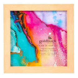 GOLDBUCH GOL-910107 Photoframe COLOR UP yellow for 15x15 cm photo