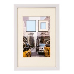 GOLDBUCH GOL-910122 Photoframe PURO white for 10x15 cm photo