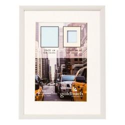 GOLDBUCH GOL-910124 Photoframe PURO white for 15x20 cm photo