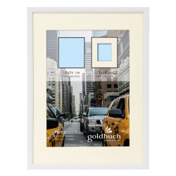 GOLDBUCH GOL-910125 Photoframe PURO white for 18x24 cm photo