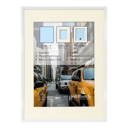 GOLDBUCH GOL-910128 Photoframe PURO white for 30x40 cm photo