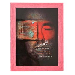 GOLDBUCH GOL-910204 Photoframe COLOR UP red for 15x20 cm photo
