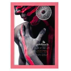 GOLDBUCH GOL-910205 Photoframe COLOR UP red for 21x30 / A4 photo