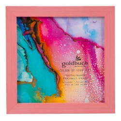 GOLDBUCH GOL-910207 Photoframe COLOR UP red for 15x15 cm photo