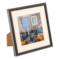 GOLDBUCH GOL-910220 Photoframe PURO grey for 15x15 cm photo