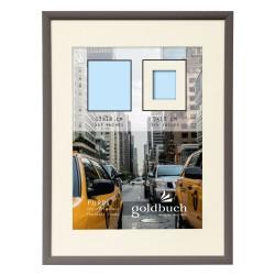 GOLDBUCH GOL-910223 Photoframe PURO grey for 13x18 cm photo