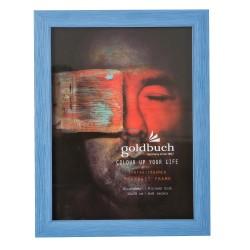 GOLDBUCH GOL-910304 Photoframe COLOR UP blue for 15x20 cm photo