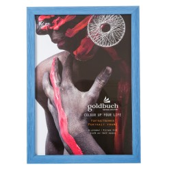 GOLDBUCH GOL-910305 Photoframe COLOR UP blue for 21x30 / A4 photo