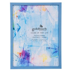 GOLDBUCH GOL-910306 Photoframe COLOR UP blue for 30x40 cm photo