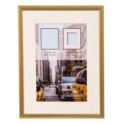 GOLDBUCH GOL-910324 Photoframe PURO gold for 15x20 cm photo