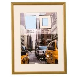 GOLDBUCH GOL-910325 Photoframe PURO gold for 18x24 cm photo