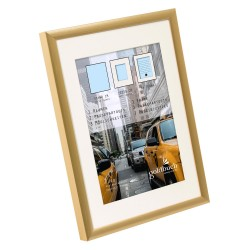 GOLDBUCH GOL-910328 Photoframe PURO gold for 30x40 cm photo