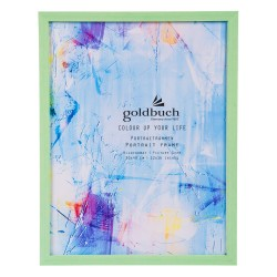 GOLDBUCH GOL-910406 Photoframe COLOR UP green for 30x40 cm photo