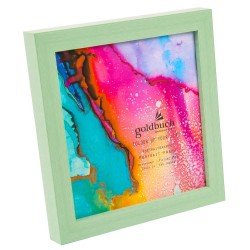 GOLDBUCH GOL-910407 Photoframe COLOR UP green for 15x15 cm photo