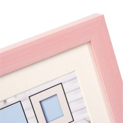 GOLDBUCH GOL-910411 Photoframe COSEA light pink for 30x30 cm photo