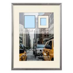 GOLDBUCH GOL-910425 Photoframe PURO silver for 18x24 cm photo