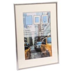 GOLDBUCH GOL-910428 Photoframe PURO silver for 30x40 cm photo