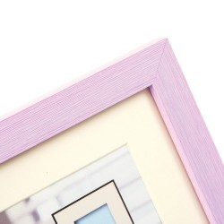 GOLDBUCH GOL-910511 Photoframe COSEA light purple for 30x30 cm photo