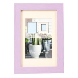 GOLDBUCH GOL-910512 Photoframe COSEA light purple for 10x15 cm photo