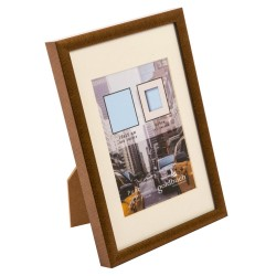 GOLDBUCH GOL-910522 Photoframe PURO bronze for 10x15 cm photo