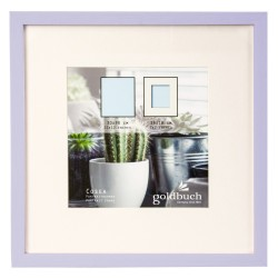 GOLDBUCH GOL-910611 Photoframe COSEA paars for 30x30 cm photo
