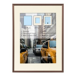 GOLDBUCH GOL-910828 Photoframe PURO brown for 30x40 cm photo