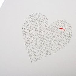 GOLDBUCH GOL-08080 marriage album LOVE