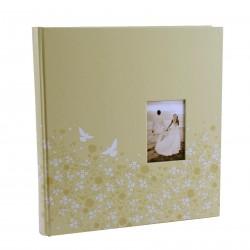 GOLDBUCH GOL-08144 marriage album FLOWERS