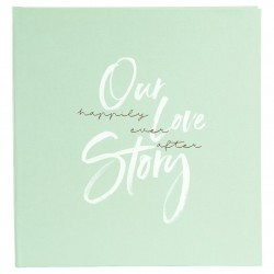 GOLDBUCH GOL-08172 marriage album OUR LOVE STORY mint