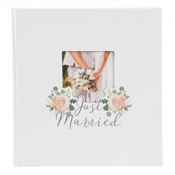 GOLDBUCH GOL-08188 marriage album JUST MARRIED