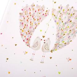 GOLDBUCH GOL-17204 TURNOWSKY marriage memo slip-in album YOU & ME for 200 photo's