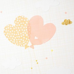 GOLDBUCH GOL-08386 TURNOWSKY marriage album BALLOONING HEARTS