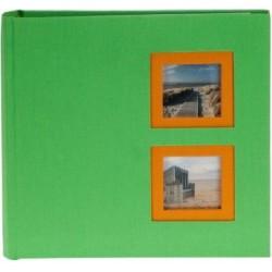 GOLDBUCH GOL-17287-B slip in album VIEW for 200 photo's - Blue