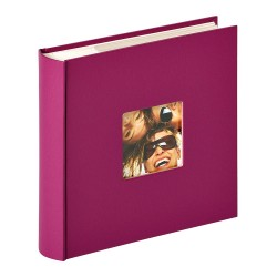 Walther Design ME-110-Y slip-in album FUN purple memo slip-in 200