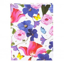 GOLDBUCH GOL-64228 TURNOWSKY A5 notebook GARDEN OF COLORS