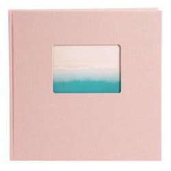 GOLDBUCH GOL-03158 photo album PASTELL light pink, 25x25 cm