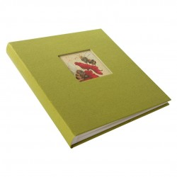 GOLDBUCH GOL-27108 photo album GREEN VIBES, 30x31 cm