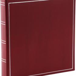 GOLDBUCH GOL-27370-BO Fotoalbum CLASSIC bordeaux als fotoboek, 30x31 cm