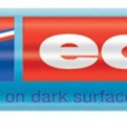 Edding 751-9-070 creative gloss paint marker light Blue metallic