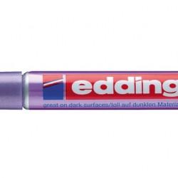 Edding 751-9-078 creative gloss paint marker Purple metallic