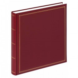 Walther Design FA-260-R photo album MONZA - 34 x 33 cm - Red - 60 pages